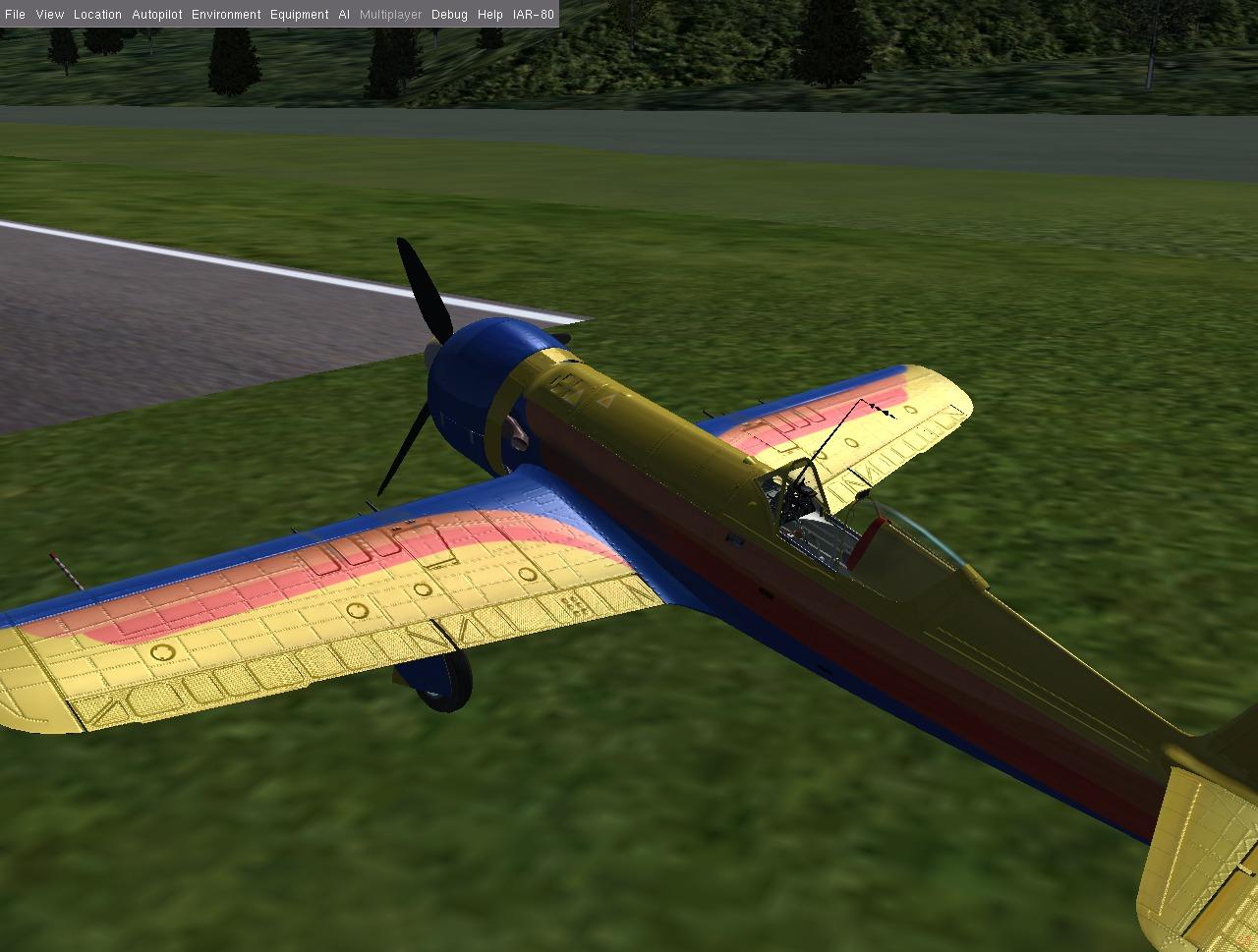 a quoi ça ressemble un avion qui utilise les ubershader ?? IAR80-ubershader